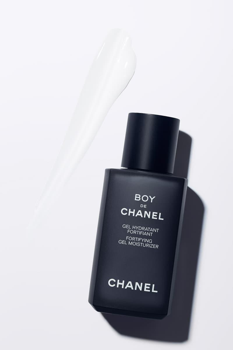 남성을 위한 샤넬의 제안, 새로운 '보이드 샤넬' 제품군, 젤 모이스처라이저, 아이펜슬, 컨실러, 네일