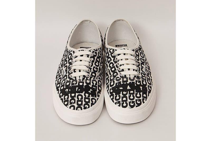 꼼 데 가르송 CDG x 반스 협업 어센틱 재출시 정보, 꼼데반스, 반스 신발, 꼼데