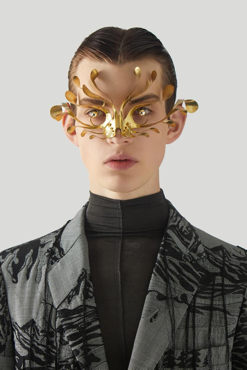 젠틀몬스터의 버추얼 아이웨어 컬렉션, 'Redefinition of Eyewear', Daisy Collingridge, Damien Blottier, Essay Wagmans,  Gentle Monster, Ikeuchi, James T Merry, Liz Sexton, Lyle Remir, 마스크, 안경