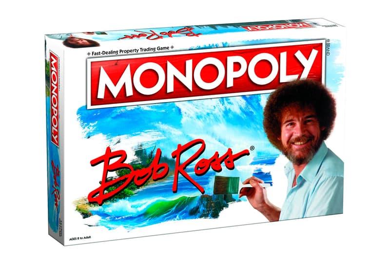 '그림을 그립시다'의 밥 로스 버전 '모노폴리' 게임이 출시된다, The Joy of Painting, 참 쉽죠, 그림 그리기