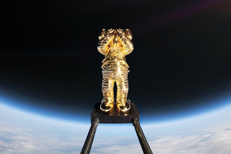 카우스 x 올라이츠리저브드, '우주비행사 컴패니언' 출시, 우주여행, 스페이스십, 우주선, KAWS, AllRightsReserved, 우주복, 전시, 우주 전시