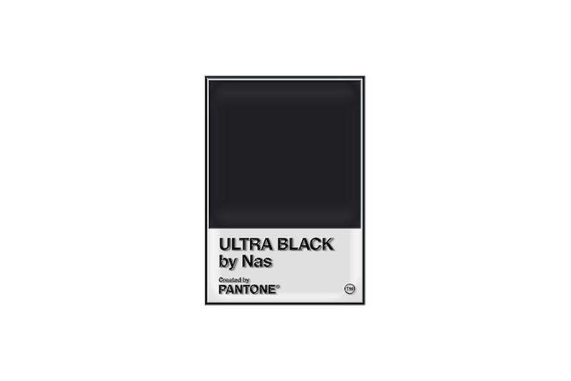 나스 x 팬톤, '울트라 블랙' 컬러 발표 및 머천다이즈 출시, Ultra Black, King's Disease, The Firm, Pantone, 컬러, 굿즈