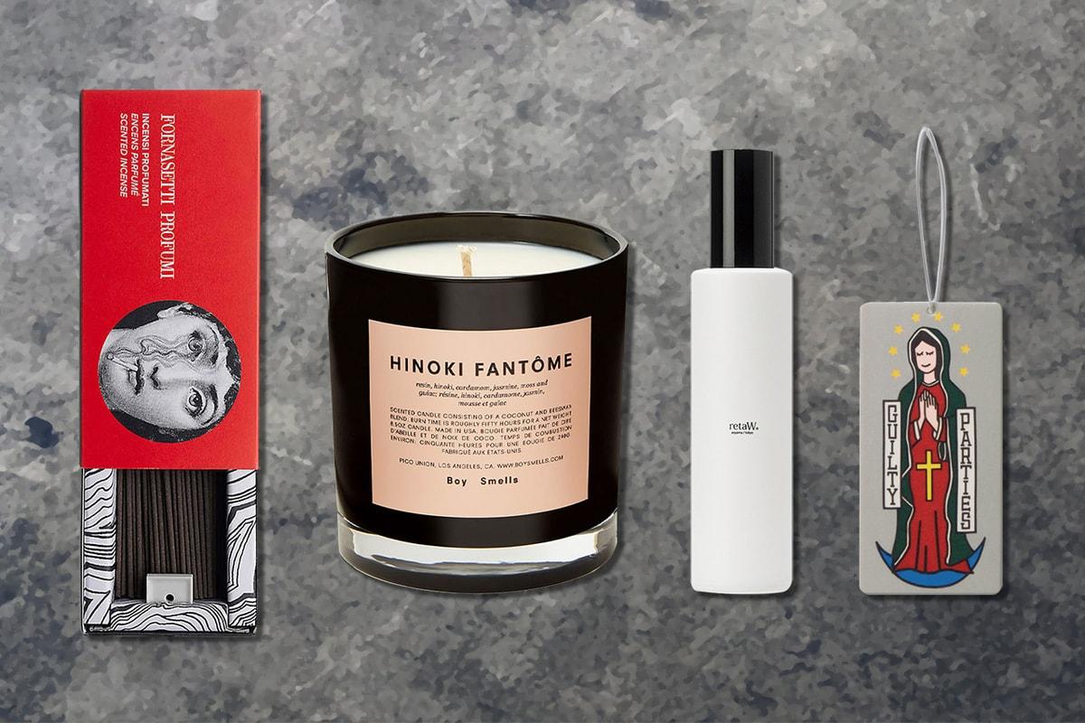 장마철 꿉꿉한 냄새를 날려줄 프래그런스 제품 추천 10가지