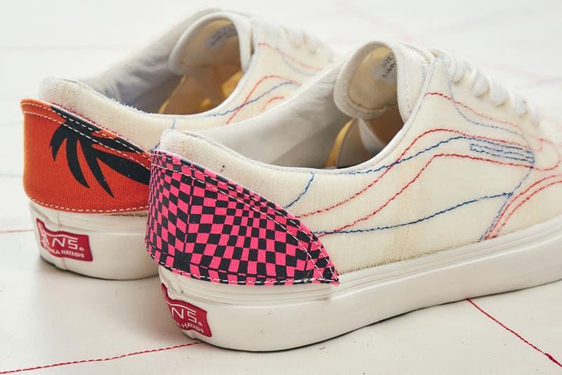 타카 하야시 x 볼트 바이 반스, 마음대로 꾸밀 수 있는 신발 컬렉션 'DIY 팩' 출시, 올드스쿨, 스케이트 하이, 빌리스 도쿄
