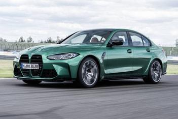 Picture of BMW의 대표 스포츠카, 신형 2021 M3 & M4 최초 공개