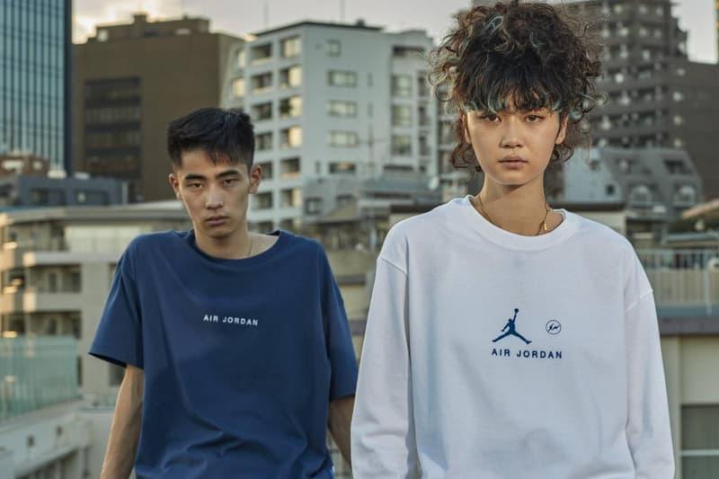 프라그먼트 디자인 x 조던 브랜드 협업 컬렉션 공식 발매 일정, 에어 조던 3, 후지와라 히로시