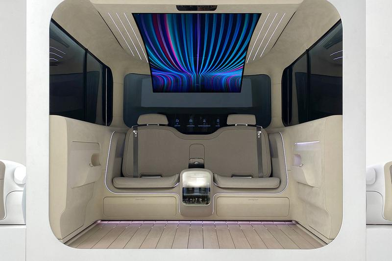 현대자동차, 실내 인테리어 커스텀 가능한 '아이오닉 콘셉트 캐빈' 공개