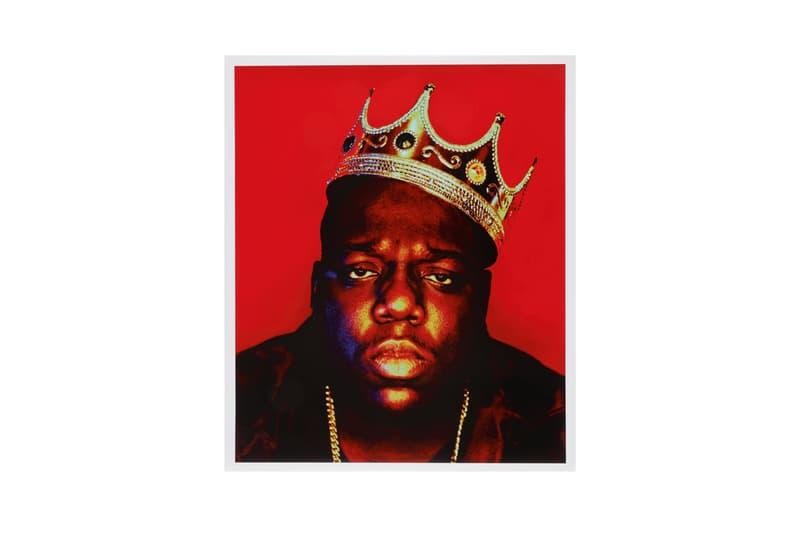 노토리어스 B.I.G.의 상징, '킹 오브 뉴욕' 왕관이 소더미 경매에서 거액에 판매됐다, 비기 스몰즈