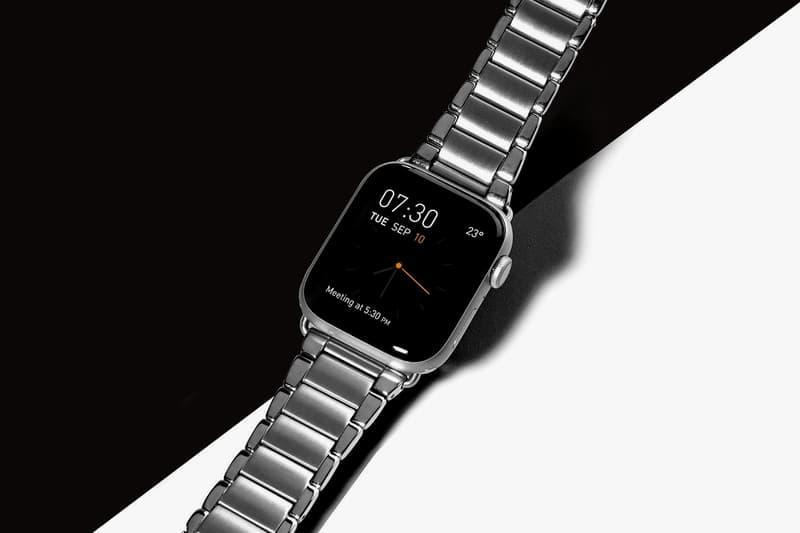 케이스티파이, 애플 워치 시리즈 6 및 SE 전용 밴드 3종 출시, 사피아노 가죽, 가죽 시계, 스틸 브레이슬릿, 로즈 골드, 애플 워치 밴드, 스마트 시계, 웨어러블