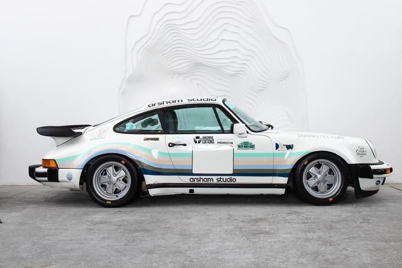다니엘 아샴이 새롭게 커스텀한 1986년식 포르쉐 930 터보의 모습은?, 애플, 디올, 어 콜드 월