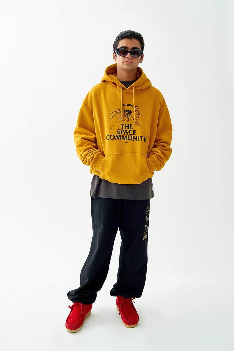 퍼즈, 2020년 가을, 겨울 컬렉션 '마인드 컨트롤' 출시, 레이어, LAYER, 캉코, LMC, 라이풀