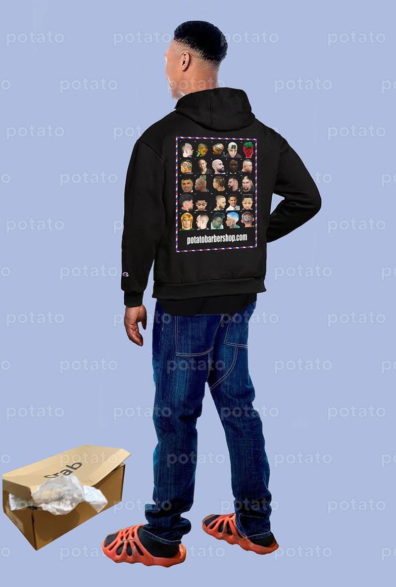 임란 포테이토의 새로운 컬렉션 출시 정보 및 룩북, 임란 무스비, 부틀렉, imran potato