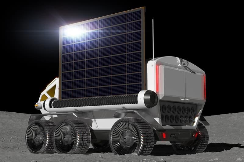 토요타의 4인승 달 탐사용 자동차의 이름은 '루나 크루저', 월면차, 토요타, JAXA, 우주항공연구개발기구