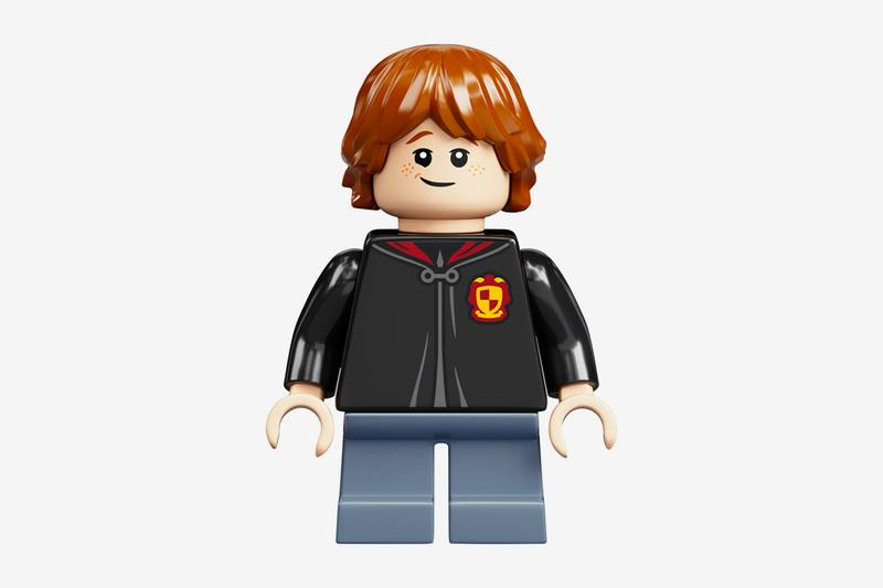 '해리 포터'의 상점가 '다이애건 앨리'를 재현한 5천5백44 피스의 레고 출시, 마법사 세계, 퀴디치, 위즐리 형제