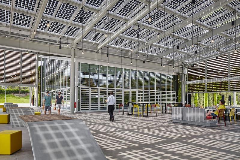 필요한 전력 100% 자체 생산하는, 친환경 맥도날드 매장 들여다보기