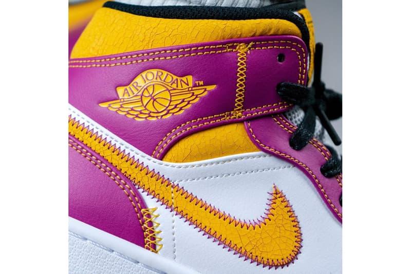 나이키 에어 조던 1 미드 '파라 미 패밀리아' 착용 사진 및 출시 정보, 농구화, 조던 신발