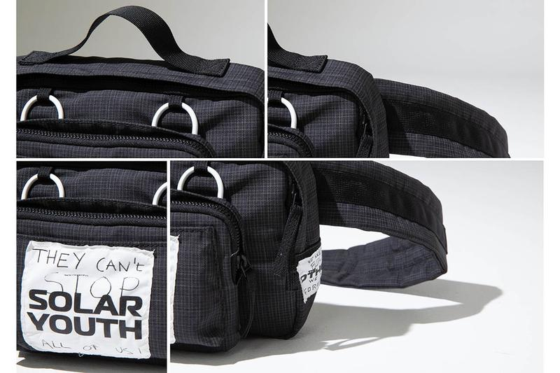 라프 시몬스 x 이스트팩, 백팩과 벨트백으로 꾸려진 2020 가을, 겨울 협업 가방 컬렉션 공개