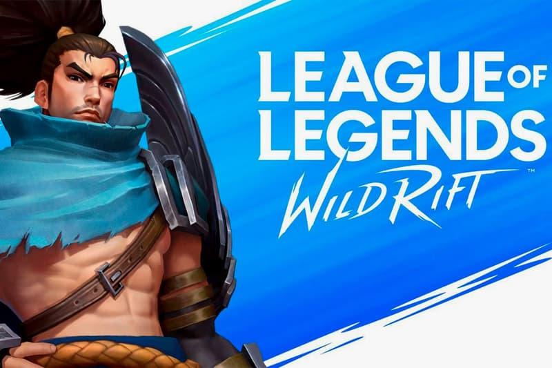 라이엇 게임즈의 '모바일용 리그 오브 레전드'가 올해 출시된다, 스마트폰 게임, 롤 모바일, LOL 모바일, 와일드 리프트, 폰게임