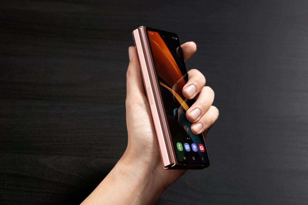 삼성전자 갤럭시 Z 폴드 2 '톰 브라운 에디션' 구매 응모 진행 중, 출시 정보, 공식 이미지, 삼성, 럭셔리, 패키지, 스페셜, 한정판, 래플