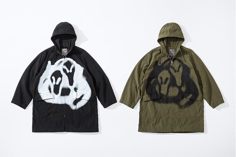 역대급 요지 야마모토 협업 포함된, 슈프림 가을, 겨울 컬렉션 네 번째 드롭
