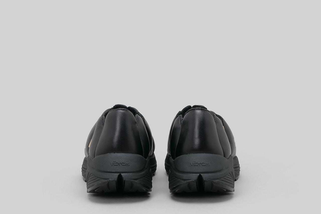 헨더 스킴 x 노스페이스 협업 신발 컬렉션 출시, 오마주 라인, 아웃도어, 노페, 헨더 스켐, 가죽 스니커, 눕시 다운 부츠, 눕시 다운 모카, 눕시 필 고어