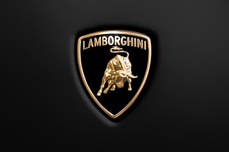 람보르기니 x 요지 야마모토의 협업 티저 이미지가 최초 공개됐다, 이탈리아 슈퍼카 브랜드, 일본 디자이너
