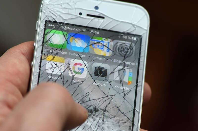 애플, 스스로 깨진 액정 수리하는 '자가 치유 기능' 특허 출원했다, 아이폰, 맥묵, 아이패드