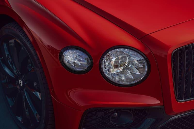 벤틀리, '2021 플라잉스퍼 V8' 국내 공식 출시, 럭셔리 세단