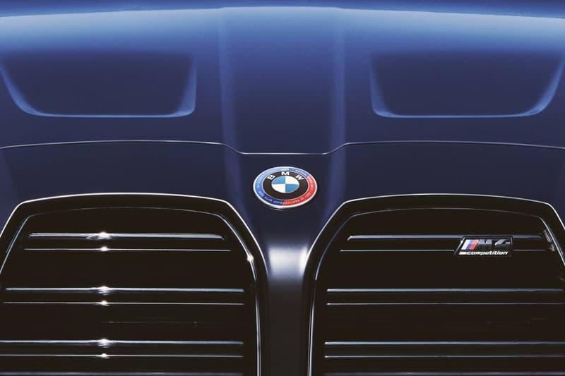 로니 피그가 재탄생시킨 키스 x BMW 'M4 컴페티션' 디자인 전체 공개, 협업 한정판 자동차