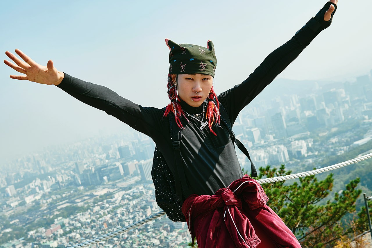 #Streetsnaps: 디보, '우주인'에서 '산악인'이 된 디보. 그의 사연이 궁금해졌다, 쇼미더머니, 퀀테즈, 스윙스