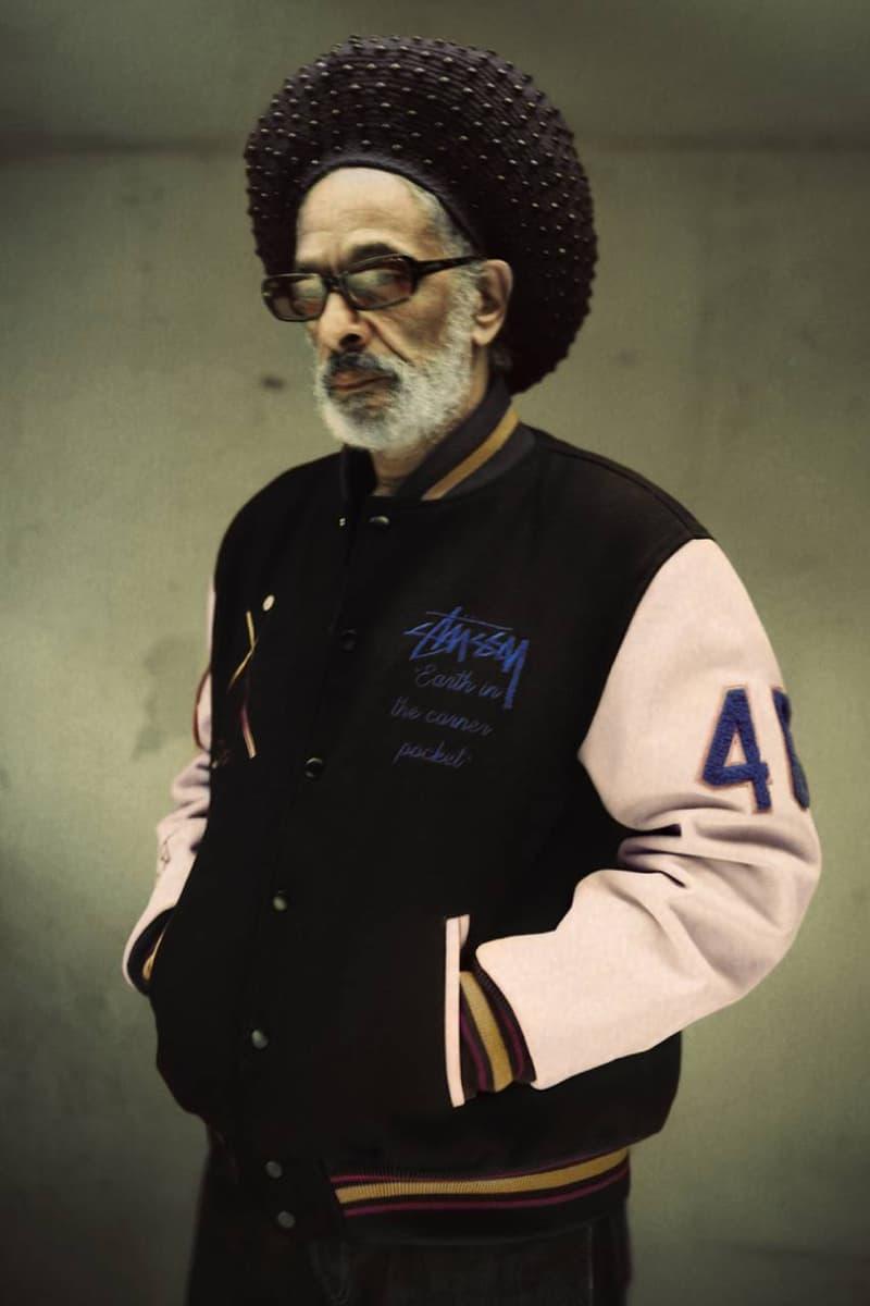스투시,브랜드창립 40주년을 기념하는반지 & 의류 아이템 출시, 바시티 재킷, 티셔츠, 비너스의 탄생