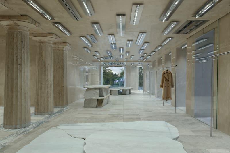 '스톡홀름 신드롬'의 실제 배경이 된 은행을 개조한 아크네 스튜디오 새 매장의 모습은?