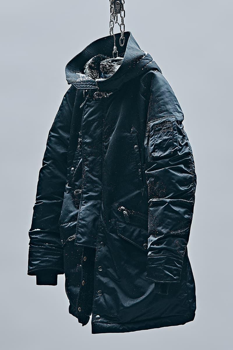 이스트로그, 2020년 가을, 겨울 컬렉션 'WAITING FOR WINTER' 룩북 공개, 헤비 다운 아우터웨어, 라프 콜드 웨더 다운 파카, 유틸리티 실드 파카, CBA 다운 파카, N3B 무통 다운 파카, N3B 롱 다운 파카, 패딩, 겨울옷, 재킷, 점퍼