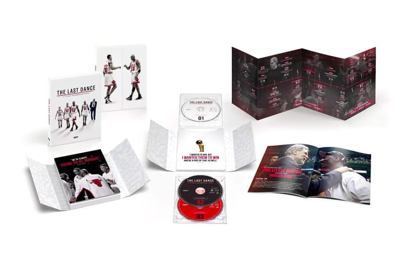 '마이클 조던: 더 라스트 댄스' 한정판 블루레이 박스 세트 출시, 시카고 불스, NBA, 마사장, 조던, MJ, 에어 조던