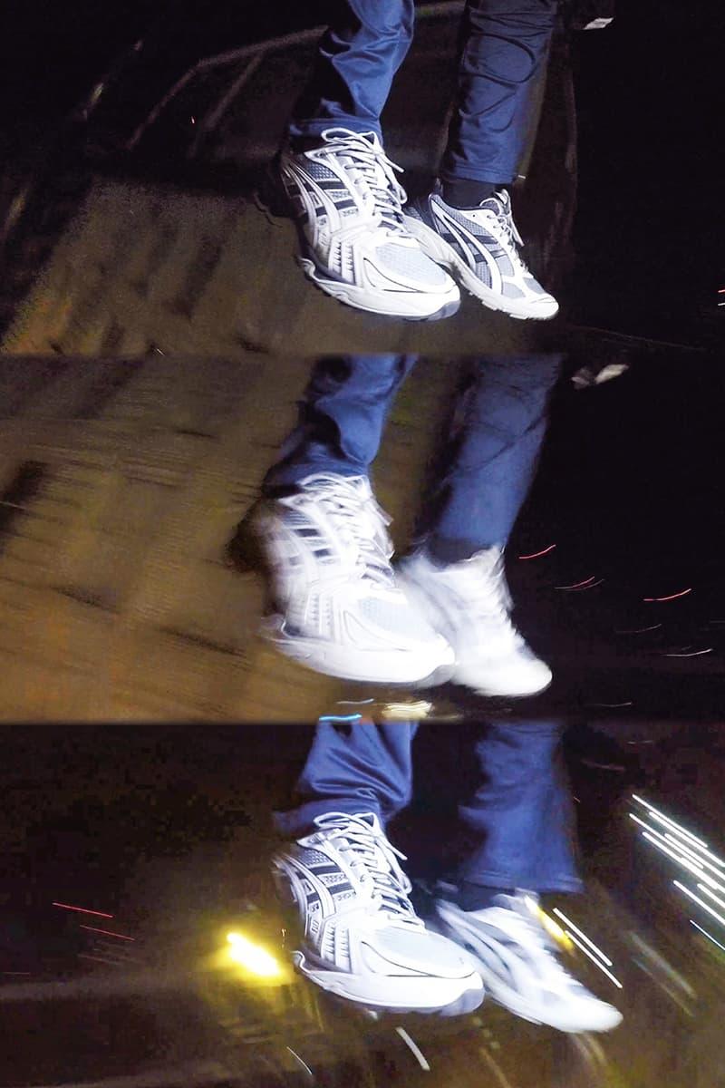 키코 코스타디노브 x 아식스 파트너십 체결 & UB1-S 젤 카야노 14 출시, 스니커, 러닝화, 젤 카야노 시리즈