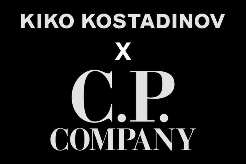 키코 코스타디노브, C.P. 컴퍼니와 협업 예고