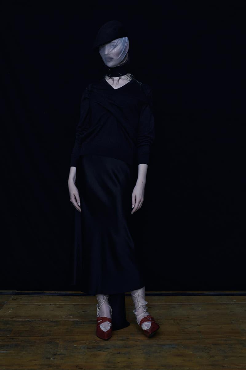 메종 마르지엘라 2021 봄, 여름 컬렉션 룩북
