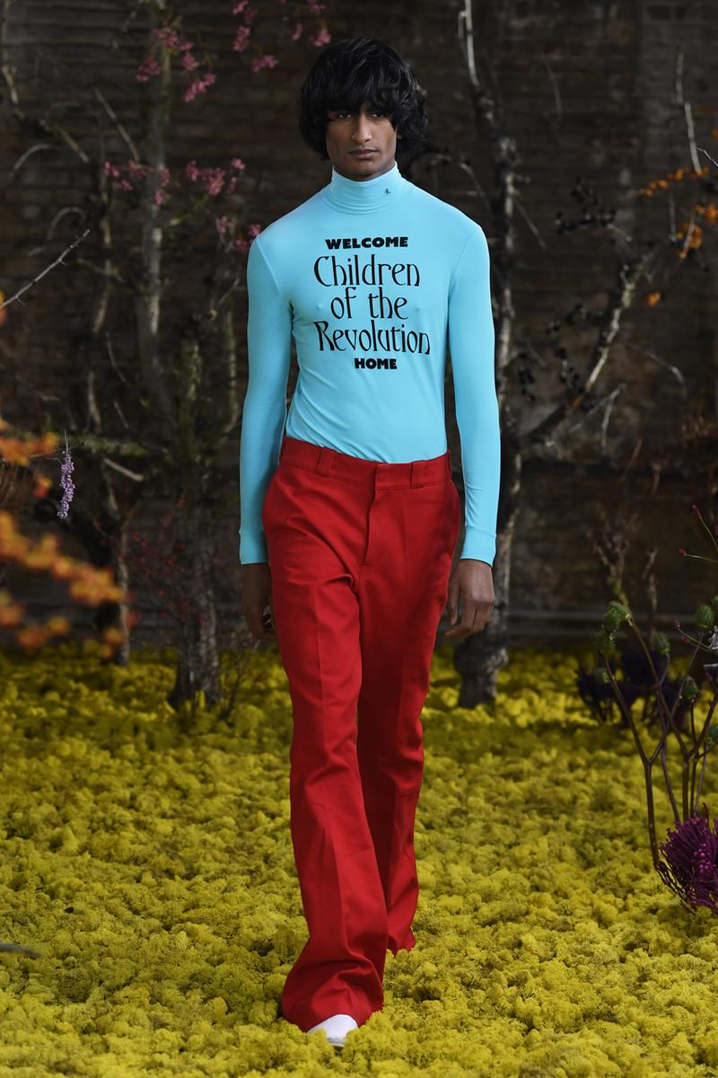 라프 시몬스, 브랜드 최초의 여성복 라인 포함한 2021 봄, 여름 컬렉션 공개