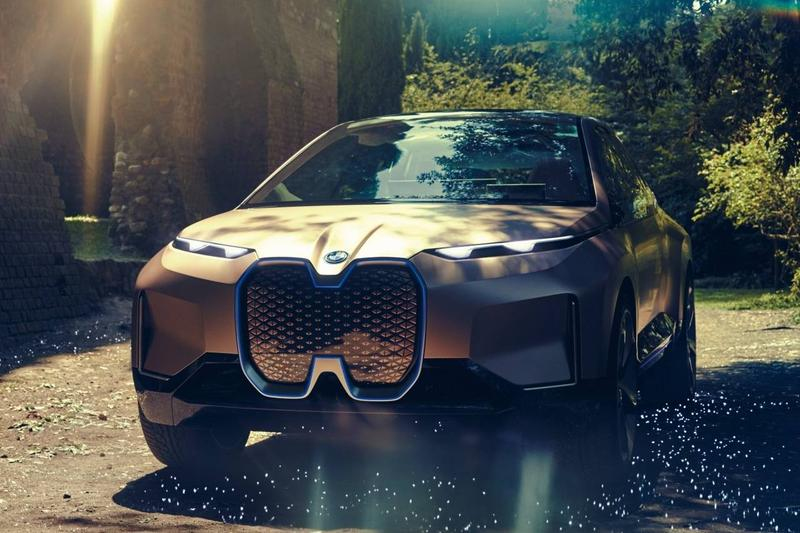 BMW의 새 전기차 'i넥스트', 오는 11월 11일 베일 벗는다, 자율주행, 양산형 모델 디자인 공개