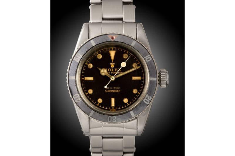'007' 제임스 본드가 착용했던 롤렉스 & 오메가 포함, 초희귀 시계 5종이 경매에 오른다, 스티브 맥퀸, 폴 뉴먼, 숀 코네리