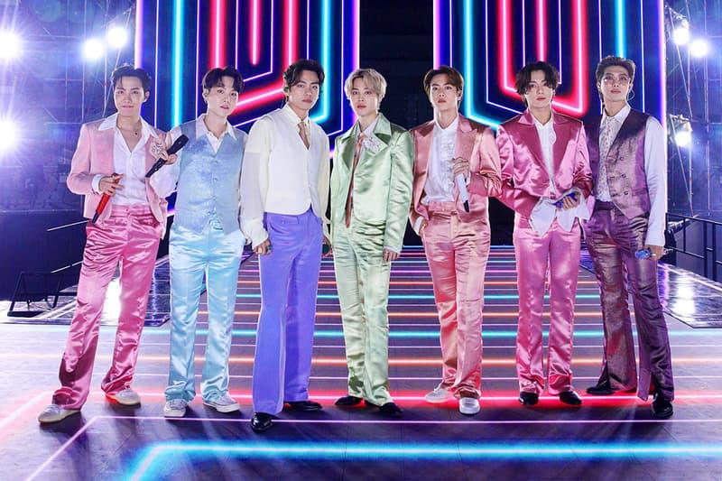 방탄소년단, 한국 대중음악 최초로 그래미 어워드 후보 지명, BTS, 레코딩 아카데미, Dynamite