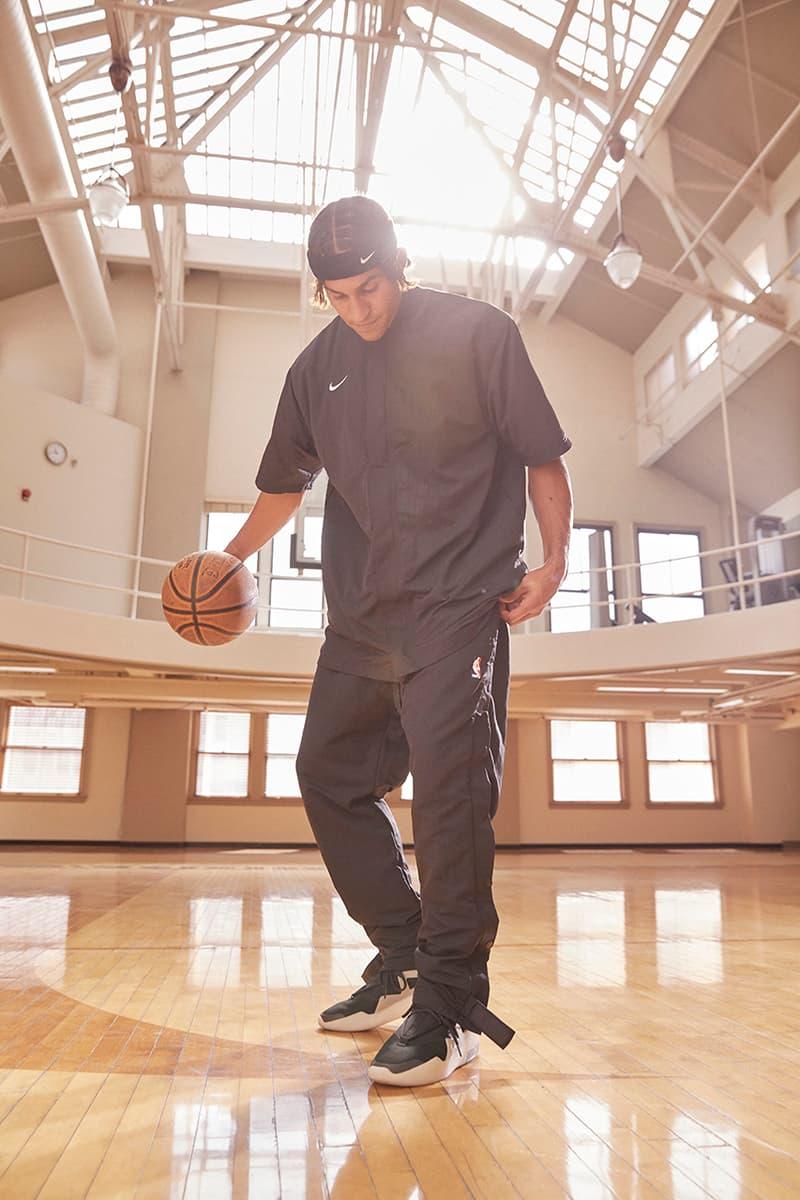 피어 오브 갓 x 나이키, 2020 협업 컬렉션 공개, 제리 로렌조, NBA, 농구 유니폼, 봄버 재킷, 트랙 팬츠,