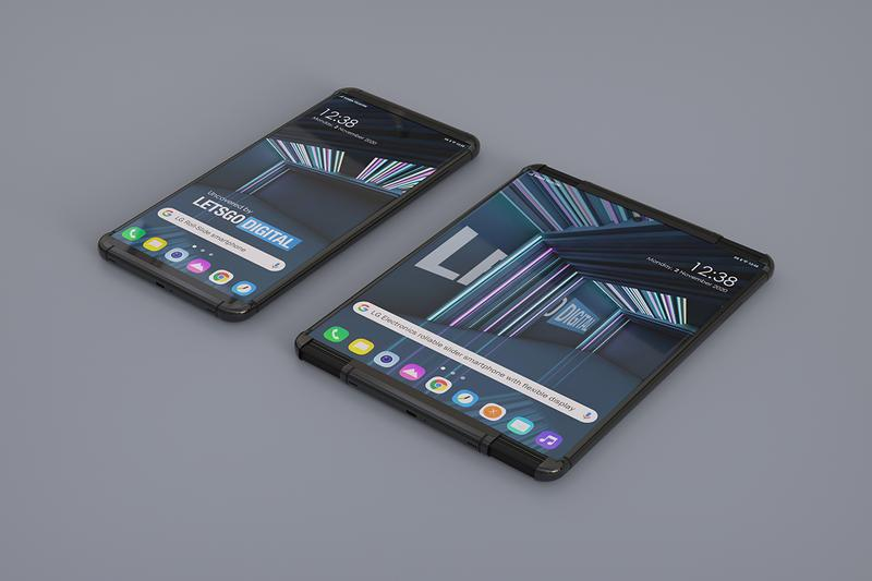 LG, 좌우로 당겨 화면 늘리는 '롤러블 스마트폰' 개발 중? 롤-슬라이드, 좌우로 펼치는 스마트폰, 폼 팩터, LG 윙, 윙 스마트폰