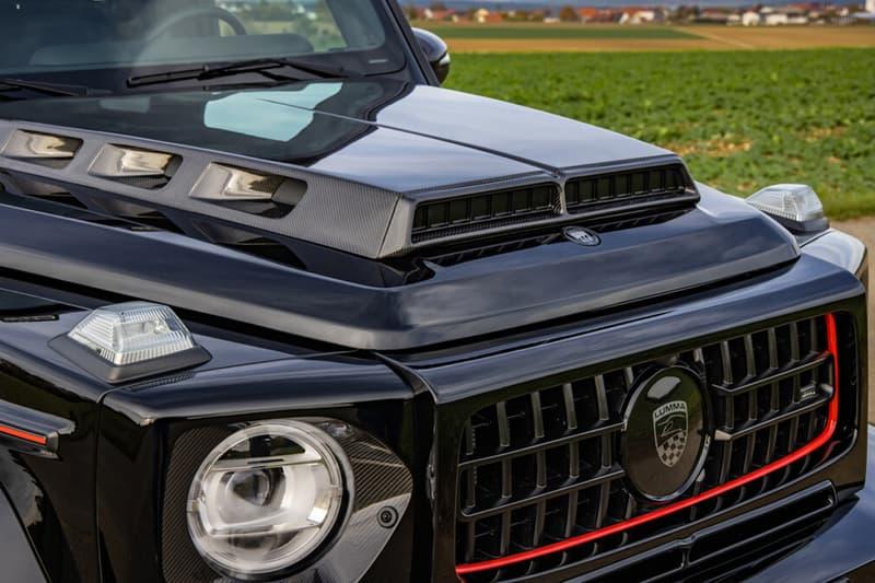 루마 디자인의 손길로 재탄생한 메르세데스-벤츠 'G바겐'의 모습은?, G 클래스, 럭셔리 SUV