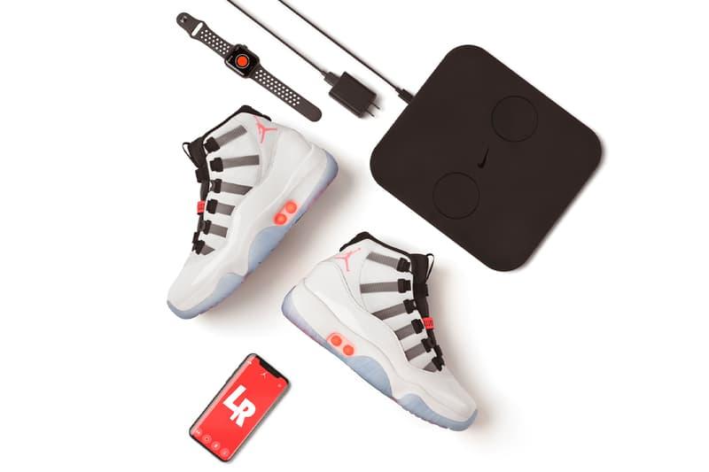 '자동 끈 조이기' 적용된 에어 조던 11 '어댑트' 출시, 조던 1, 자동 끈 묶기, 오토 슈레이스, 어댑트 BB