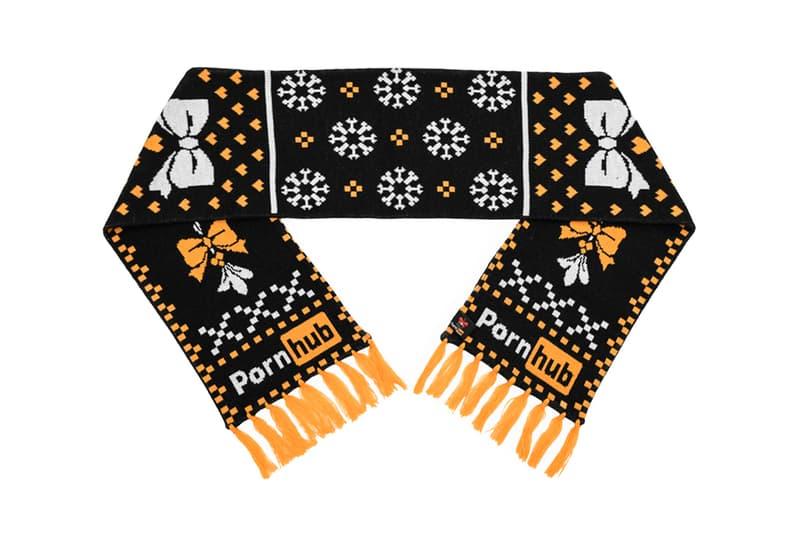 폰허브, 홀리데이 시즌 맞이 'XXXMAS' 의류 컬렉션 출시, 크리스마스 스웨터, 크리스마스 컬렉션, 오너먼트, 트리, 장식품, 연말