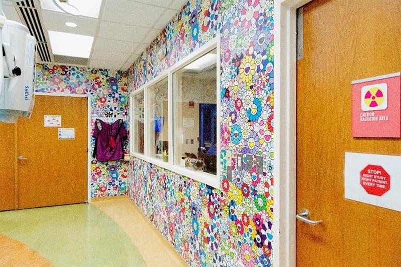 무라카미 다카시가 새롭게 꾸민 어린이병원의 모습은?, 카이카이 키키, 웃는 꽃