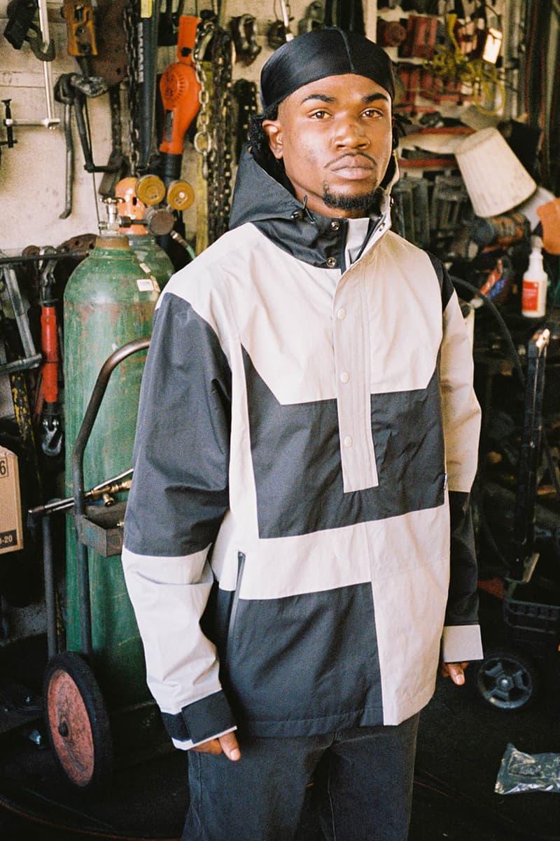 바빌론 LA, 2020 가을 컬렉션 세 번째 드롭 룩북 및 발매 정보, 스트리트웨어 브랜드, 아노락 재킷