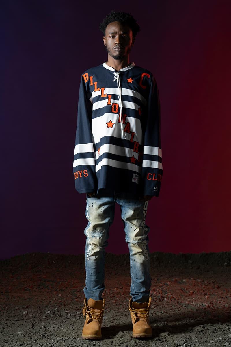 빌리네어 보이즈 클럽 2020년 겨울 컬렉션 룩북 및 출시 정보, 패딩, 푸퍼 재킷, 플리스, 후리스, 순록, 루돌프