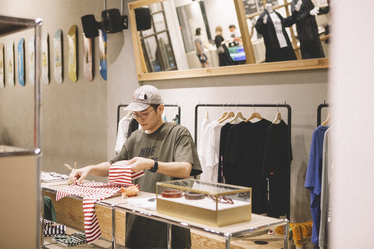 피터 안 인터뷰 – 한국인 최초로 나이키 SB 덩크를 디자인하다, 프레임, 프레임 샵, 프레임 숍, 두바이, 스케이트보드, 아랍에미리트, 중동, 스트리트, 유스 컬처, 스니커
